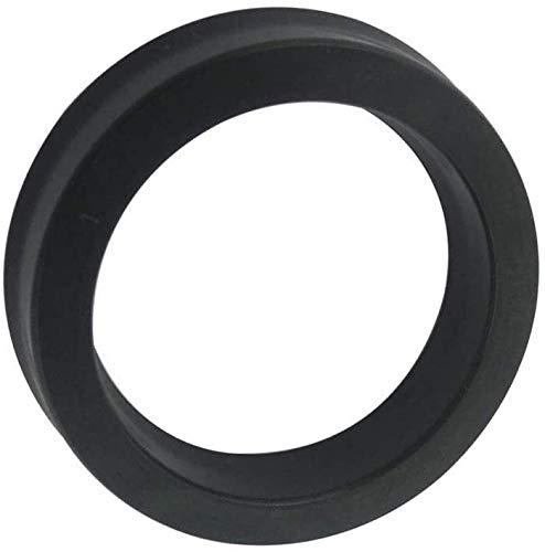 1ピース油圧ピストンシールリング205x235x18mmブラックNBR油圧ポンプオイルシール300x332x24mm防塵シリンダーオイルシール(サイズ:300x330x19mm) (Size : 255x280x18mm)