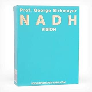 NADH Vision (20MG NADH/L - ARGININE) 60 CAPS