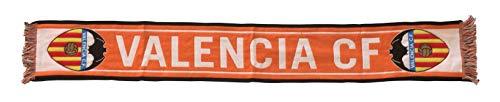 Valencia CF Bufanda 2018/2019, Naranja (Naranja Naranja), One Size (Tamaño del fabricante:Talla Unica) Unisex Adulto