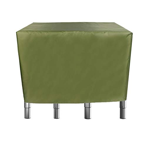 BAILR Gartenmöbel Abdeckung Wasserdicht 45×35×20cm, Schutzhülle für Gartentisch, Outdoor Möbel Abdeckung, Abdeckhaube, Schwerlast 420D Oxford Gewebe, für Tisch und Stühle