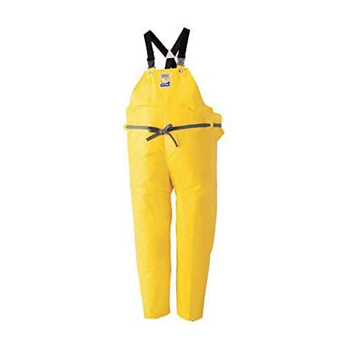ロゴス マリンエクセル 胸当て付きズボン膝当て付きサスペンダー式 イエローLL 12063521