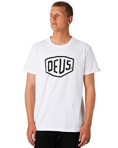 Camisetas Deus Ex Machina –Deus Ex Machina Shie... Weiß - Weiß M