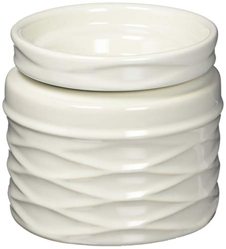 Glade Wax Melts Electric Warmer - Cream Color (Quantity 1)