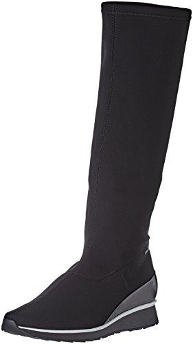 HÖGL Damen 4-10 3728 0100 Stiefel, Schwarz (Schwarz), 42 EU