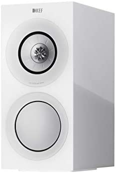 KEF R3 Standmound Speakers White R3WH product image