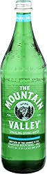 Mountain Valley Water Sparkling Glass, 33.8 Fl Oz