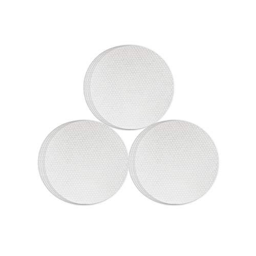 GOBOT 電動モップ 使い捨てモップパッド 回転モップ クリーナー 使い捨て 替えモップパッド 乾拭き 掃除用品 各社共通サイズ:約16x16�p 60枚入 (使い捨てのモップパッド