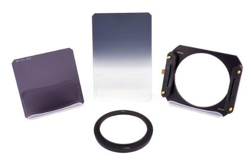 Formatt-Hitech - Kit de iniciación (Mixto, Densidad Neutra, Resina, 85 mm, Adaptador de 77 mm)