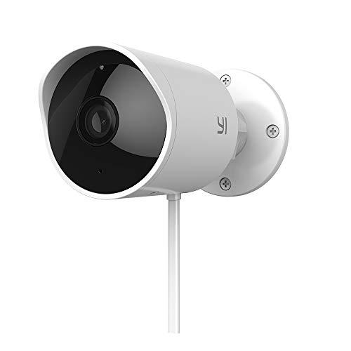 Yi 1080p outdoor security camera