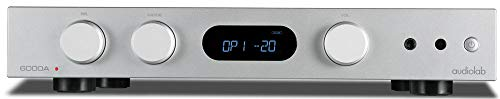 Audiolab 6000A Integrated Amplifier (Silver)