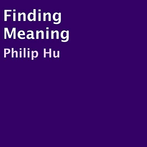 Finding Meaning cover art