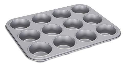 Städter Moule à Muffins, métal, Gris, 35 cm
