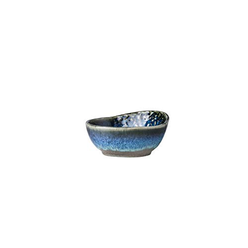 Ofenglasur Kreatives Zuhause Geschirr Keramik Geschirr Geformte Reisschüssel Suppenschüssel B 13,5X6,5 Cm