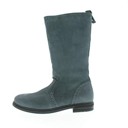 Bisgaard Damenschuhe Stiefel Blau 51005217602 (Numeric_40)