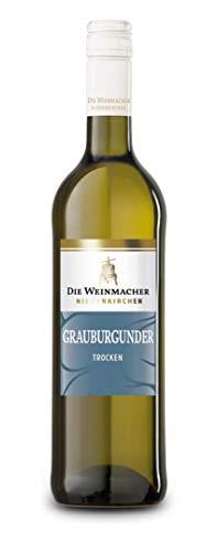 Niederkirchener Weinmacher Grauburgunder trocken 750 ml