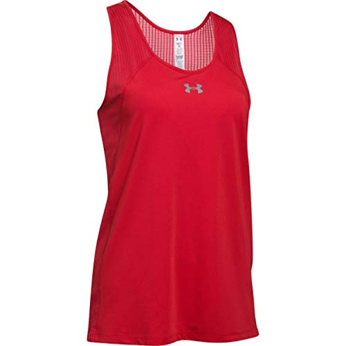 Under Armour UA Women's Game Time Tank MD Red