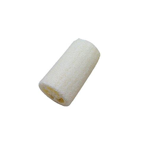 Sayla Tampon de lavage pour éponge corporelle New Natural Warm Warm de Loofah
