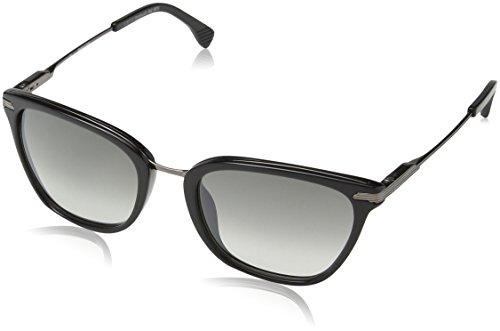 Lozza Damen Sl4078M Sonnenbrille, Silber (Shiny Black), Einheitsgröße
