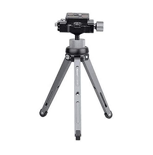 カメラ/電話クリップのためのXILETU XT 15 + BS 1 360パノラマミニ卓上三脚ボールヘッド