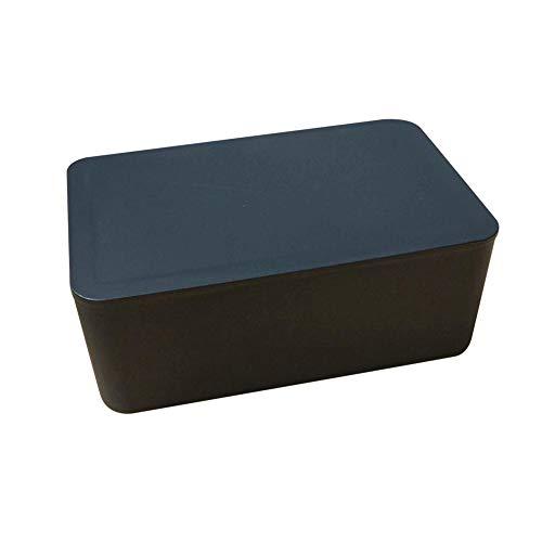 KDEKIFN Papel de Seda húmedo seco Cuidado de la Caja Toallitas para bebés Cajas de Almacenamiento de servilletas Contenedor de Soporte Cocina Proveedor de baño Estuches de Papel