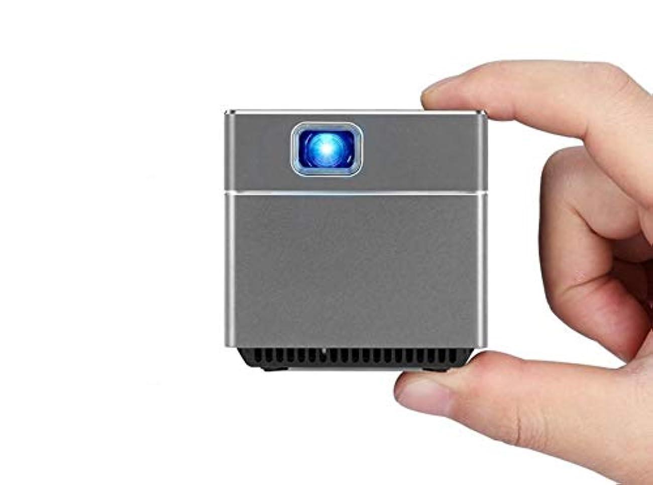 ほこり極地トランスミッションAndroid? 搭載でPCスマホ無しでも活躍できる超小型モバイルプロジェクター Pico Cube ピコキューブ A エース(5.5cm 172g wifi Bluetooth接続)