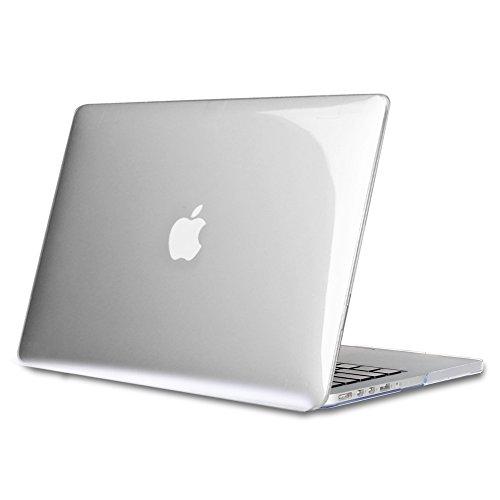Fintie Funda para MacBook Pro 13 Retina - Súper Delgada Carcasa Protectora de Plástico Duro para MacBook Pro 13.3