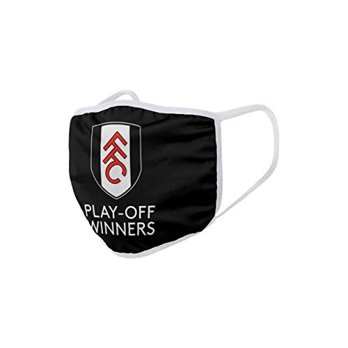 Forever Collectibles UK Fulham Fc Play Off Winners Face Cover - Single