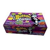 Bubbaloo Sparkies - Chicles masticables Sabores a Frutas Surtidas - Producto Mexicano - 20 Unidades - 500 Gramos Total