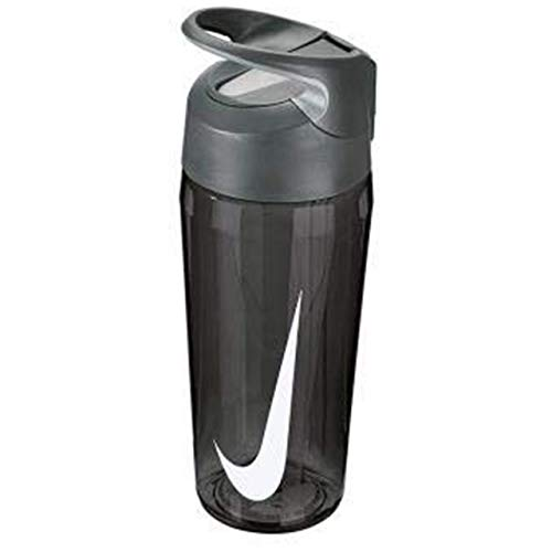 Nike TR Hypercharge Straw Bottle 16oz/473ml anthracite/cool grey/white