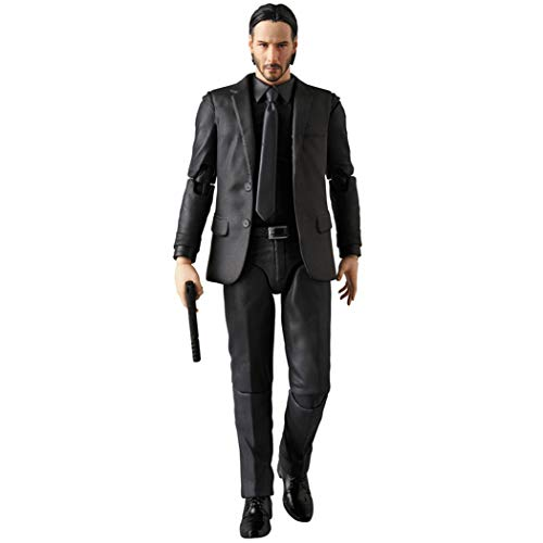 BGFtoy Mafex John Wick Action Figure No.070 schnell Chase John Wick Handmodell 6 Inches