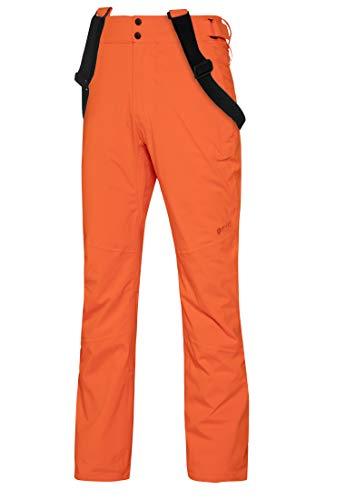 Protest Miikka 19 Pantalones De Esquí/Snow, Hombre, Sun Dust, M