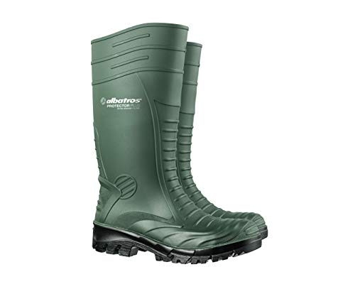 ALBATROS Protector Plus Green HIGH Sicherheitsstiefel Gr. 43