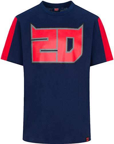 Camiseta Fabio Quartararo 20 El Diablo L