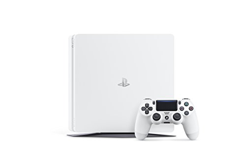 PlayStation 4 グレイシャー・ホワイト 500GB (CUH-2200AB02)【メーカー生産終了】