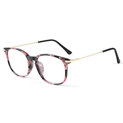 Gafas De Lectura Progresivas De Ajuste Multifocal, Moda Para Mujer, Montura Completa De Aleación Ultraligera Y Gafas Para Presbicia Antiestrés Con Luz Azul