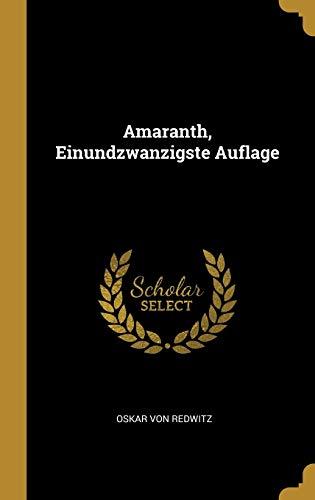 GER-AMARANTH EINUNDZWANZIGSTE