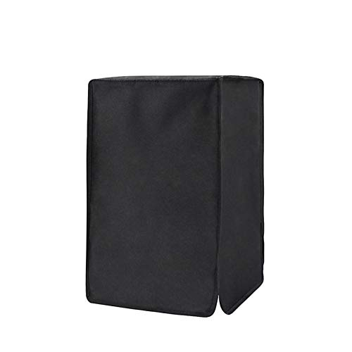 Printer Dust Cover Compatible with LD-002R/D7/D8 - Printer Dust Protector - Blackout Soundproofing Protector - Carbon Black