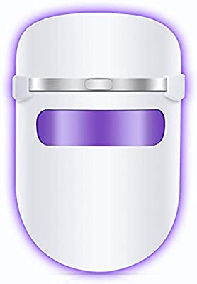 Hangsun Light Therapy Mask Anti Acne Unlimited Sessions for Face Skin Care FT330-2 in 1 Works for 10 Mins Daily by Hangsun