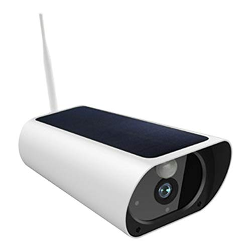 Katigan CáMara Solar Remota WiFi CáMara de Vigilancia de Seguridad HD CáMara InaláMbrica Impermeable al Aire Libre