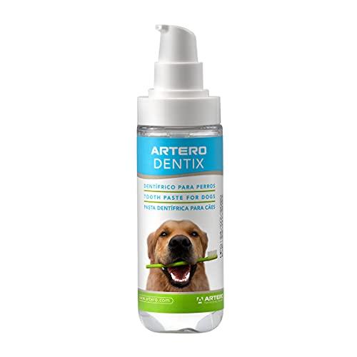 Artero Dentix. Gel dentífrico para Perros. Mantiene a Raya el sarro y el Mal Aliento.