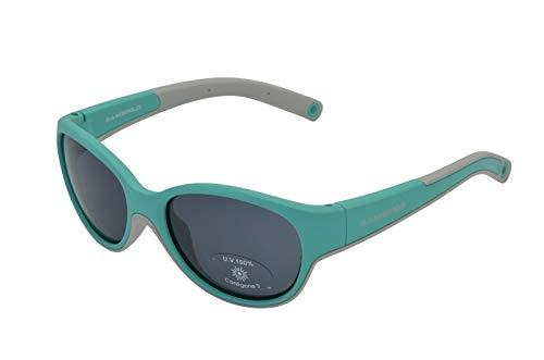 Gamswild WK7421 Sonnenbrille Kinderbrille ca. 2-5 Jahre Kleinkindbrille Babybrille Mädchen Jungen   mint-grün   pink   rot-orange   GAMSKIDS, Farbe: Grün