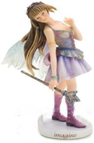 selección larga Faerie Glen Imagine Magic Magic Magic Fairy Series Figurine Retirojo 2007. by Faerie Glen  con 60% de descuento