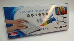 Teclado Bluetooth inalámbrico