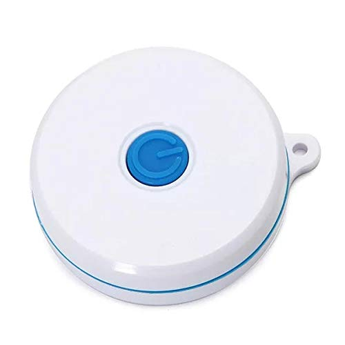BLE 5.0 nRF52810 Bluetooth Programmable Beacon//iBeacon//Eddystone with Dustproof//Waterproof Wristband for Kids//Adults,Compatible with Android//iOS//Google UUID Programmable Support UID//URL