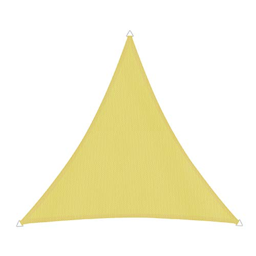 Windhager 10720 Cannes Voile d'ombrage Triangulaire 3 x 3 m