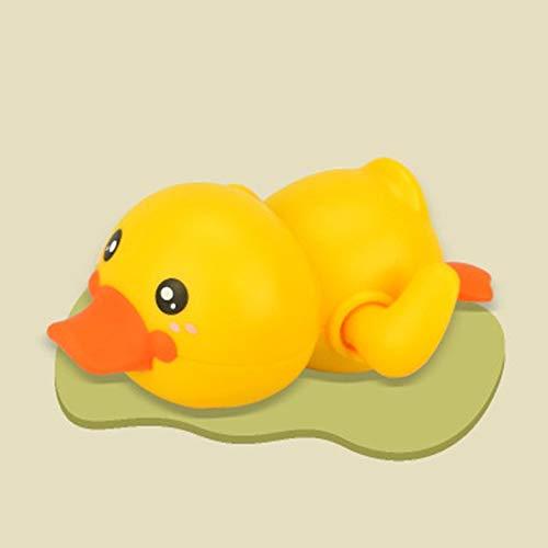 Do Not Apply Juguete de baño con movimiento de patos, juguete para el baño con agua, divertido juego para recién nacidos, niños y niñas, juguete para niños