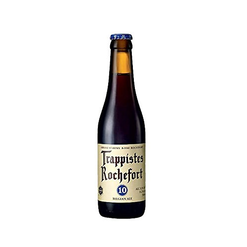 Rochefort 10 cerveza oscura 11.3 ° 33 cl - 8 x 33 cl