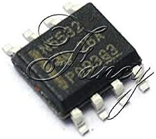 50PCS NE5532 N5532 SOP-8 SMD Dual Low Noise Op-Amp TI IC