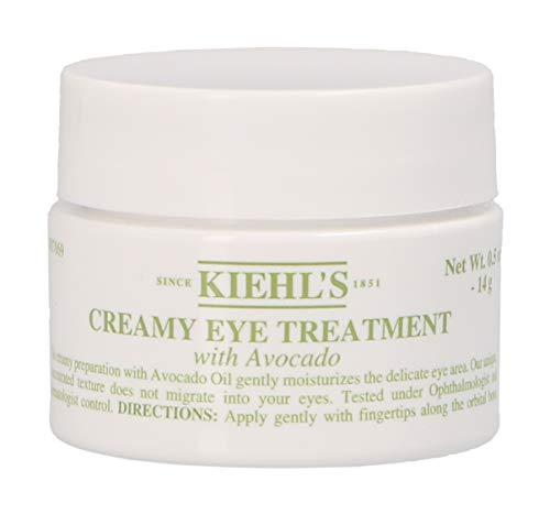 Kiehl´s Tratamiento Cremoso De Ojos Con Aguacate 0.5oz (15ml)