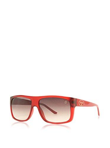 TOUS STO737-0D41 Gafas de sol, Aviador, 56, Red